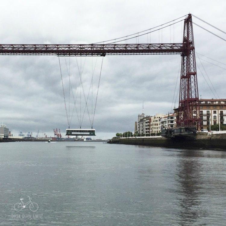 Bilbao Hanging Bridge