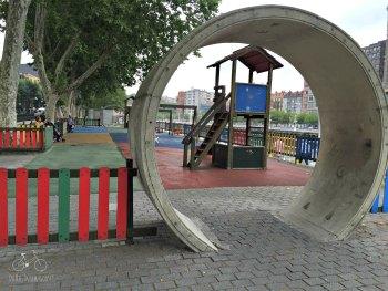 Bilbao River Playground 3