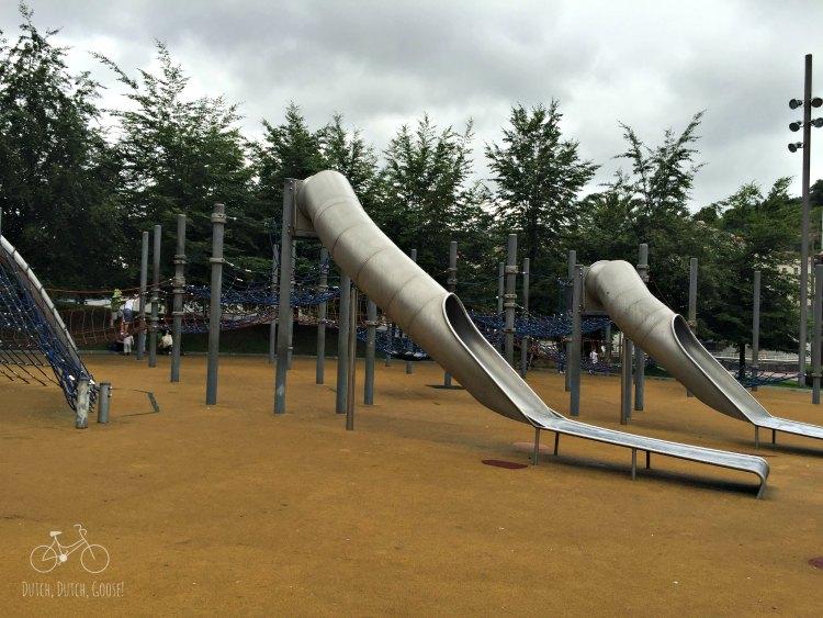 Bilbao big Kids Playground