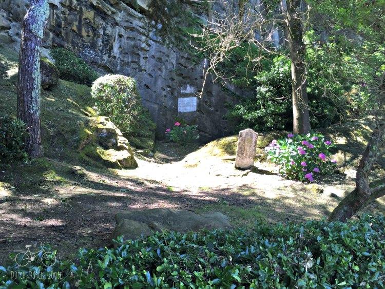 English Cemetery San Sebastian