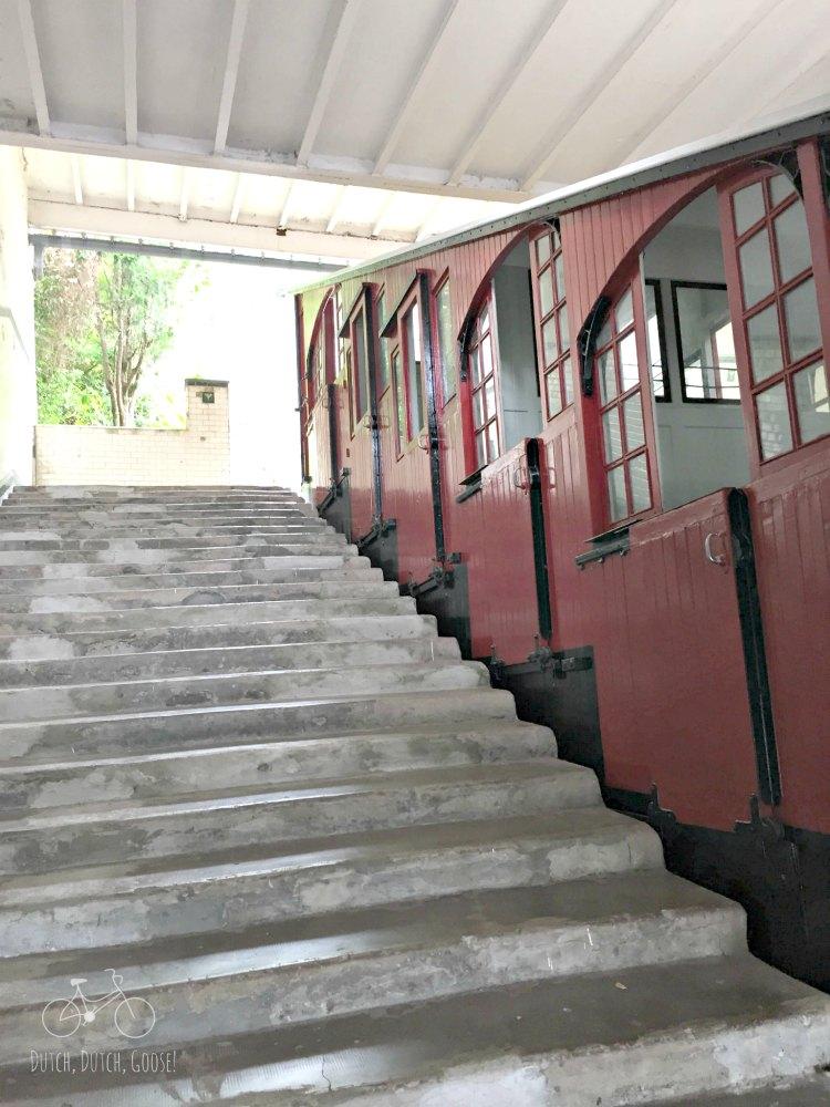 Furnicular Railway San Sebastain
