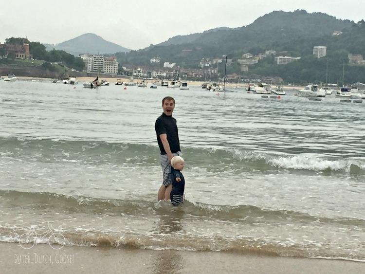 San Sebastian Beach Play