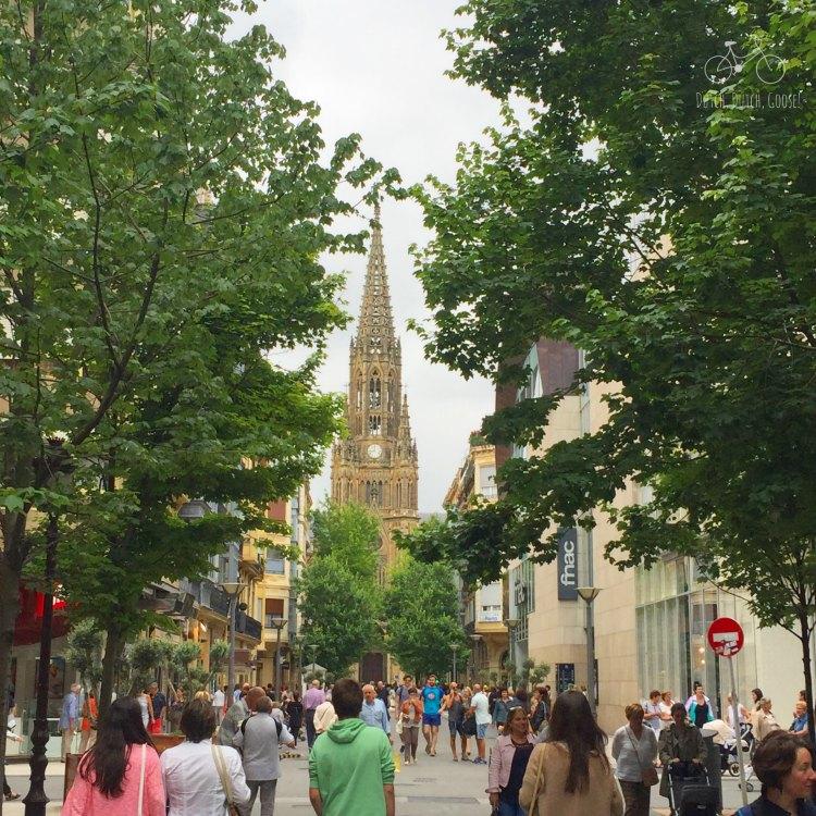 San Sebastian Church Road