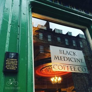 Black Medicine Coffee Co.