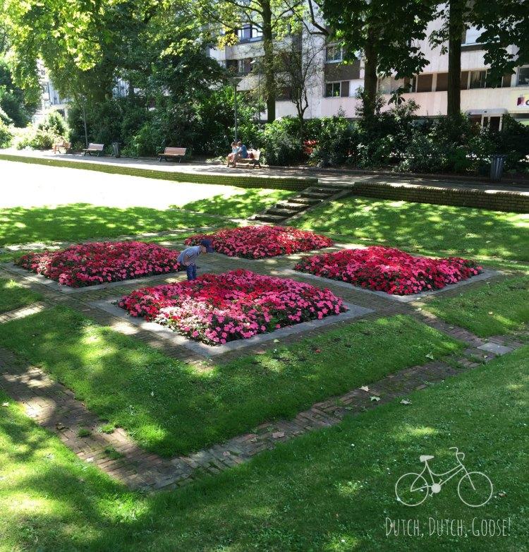 Flowers Park Lille