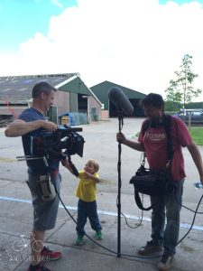HHI Camera Crew kids