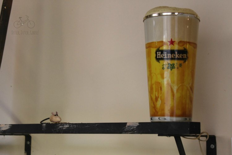 Heineken Mouse Beer Museum