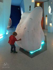 Iceberg at Dynamic Earth