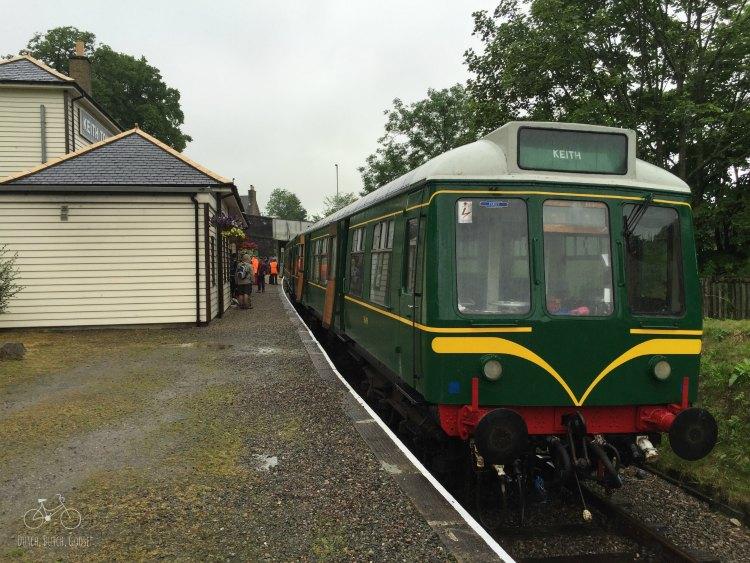 Kieth Dufftown Railway