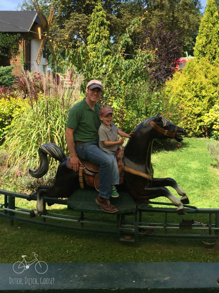Lille Horse Ride