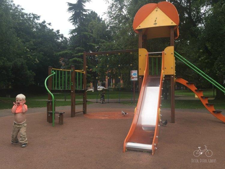 Lille Tower Playground