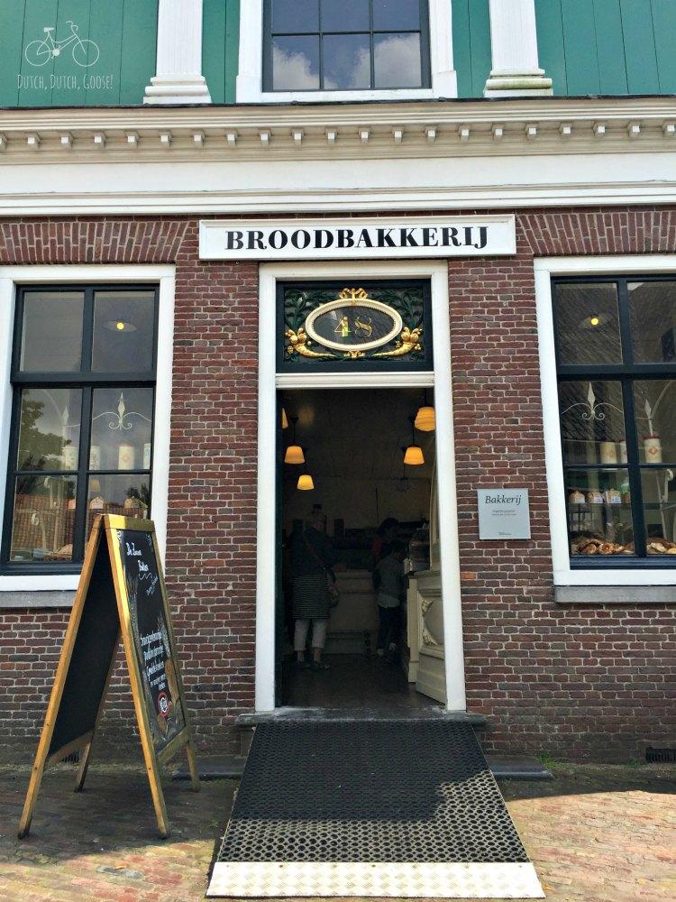 Open Air Museum Bakery