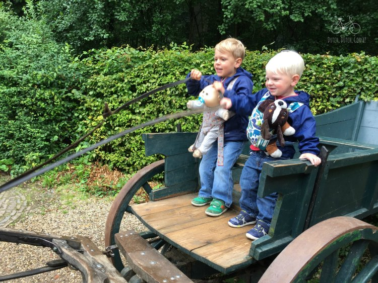 Open Air Museum Carriage Ride