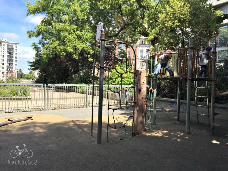 Park Playground Lille