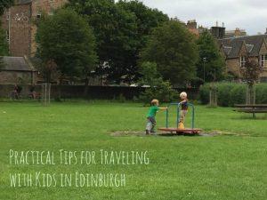 Practical Tips for Edinburgh