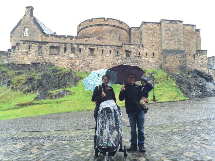 Rain Gear for Scotland