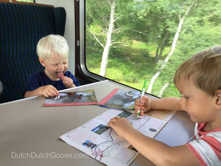 Railway Actvities