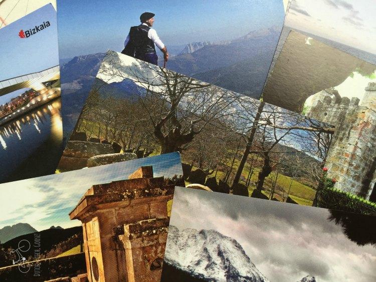 Spain Postcards
