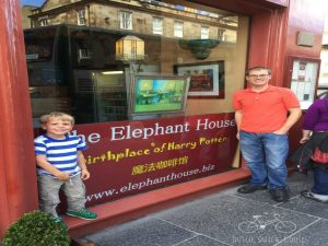 The Elephant House Edinburgh