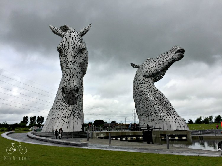 The Kelpies Scotland
