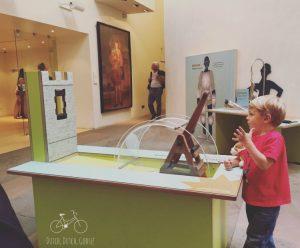 Tribuchet at Museum