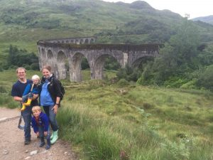 Viaduct Family Photo
