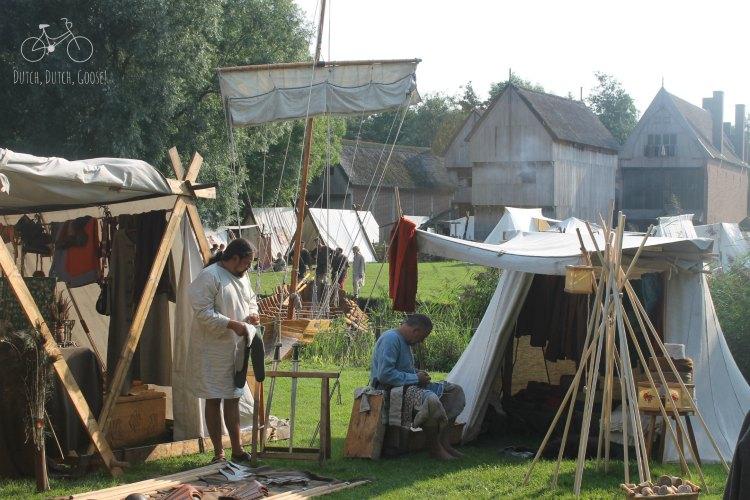 Viking Festvial at Archeon