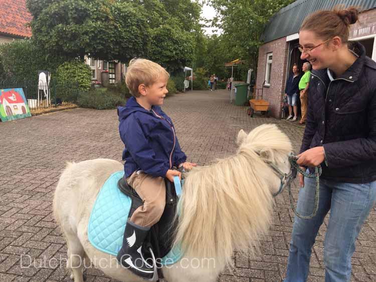 Biesland pony ride