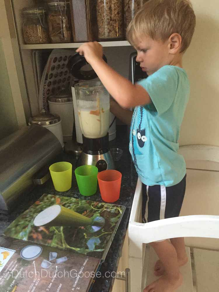 Forest Feast Kids Smoothie