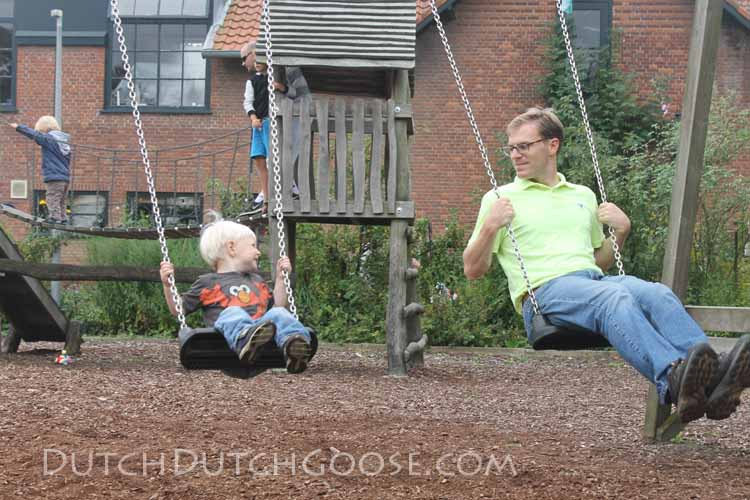swinging-with-dad