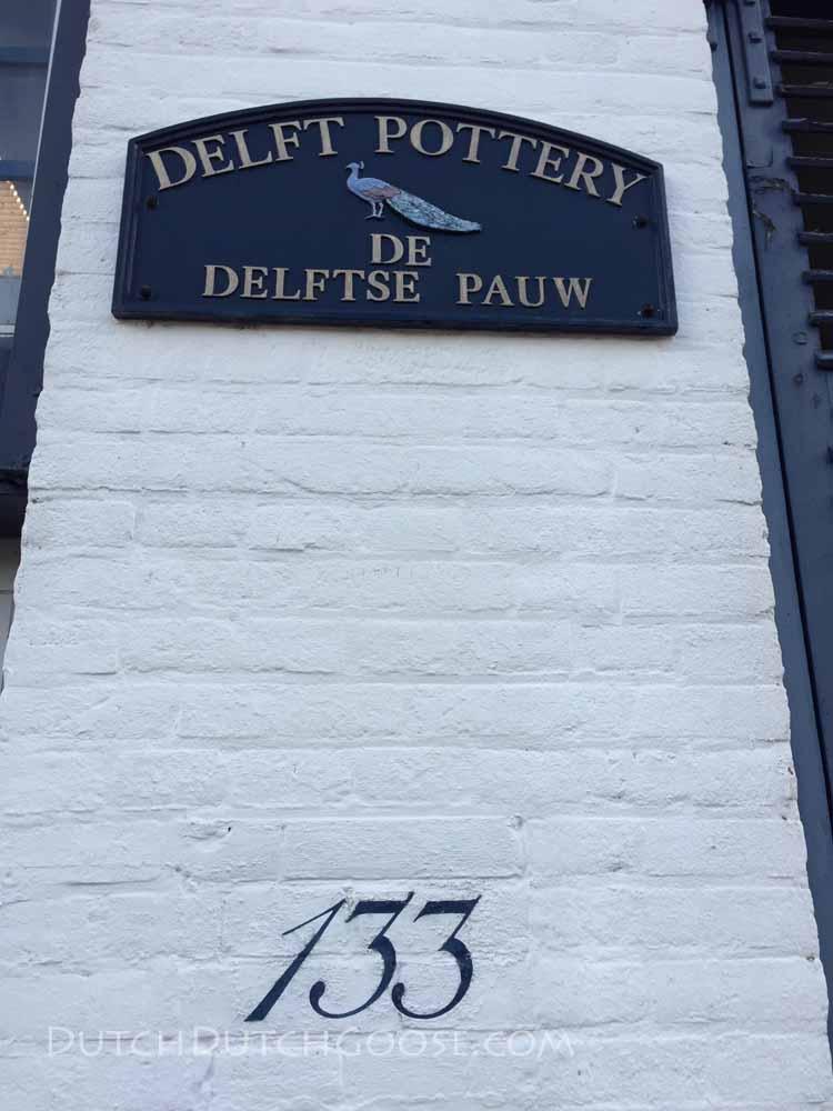 delft-pottery