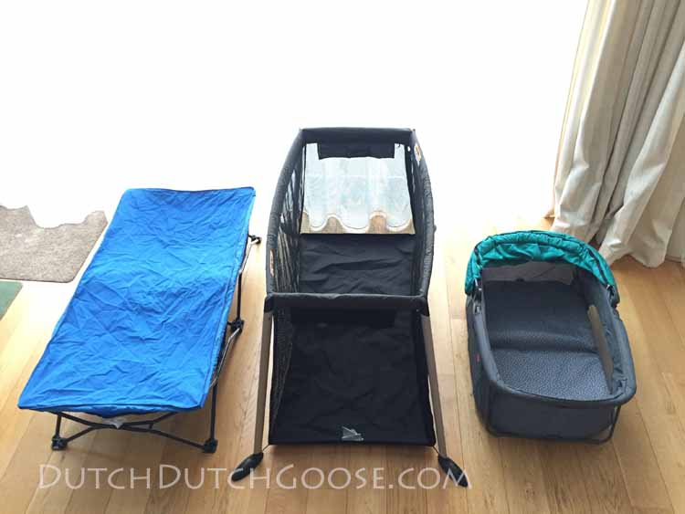 Regalo Toddler Travel Cot Review