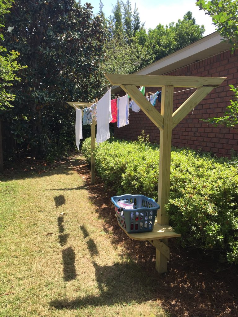 Our Backyard Play Space | Dutch Dutch Goose